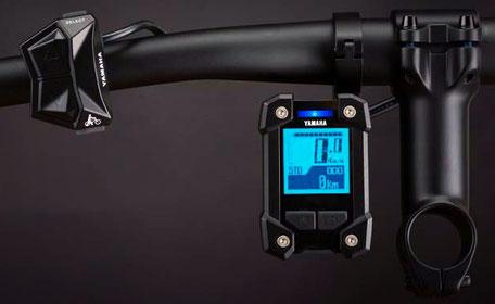 Yamaha PW-X e-Bike Display