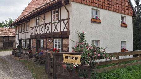 Museum Komturhof Darlingerode - Heimstatt des Heimatvereins Darlingerode e.V.