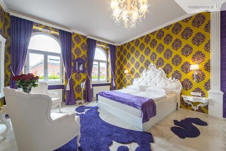 Hotel Urania Design Zimmer