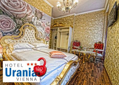 Wiener Wiesn 2016 Wiesn-Fest Package Übernachtung Hotel Romantikhotel Urania Wien Vienna, 1030 Wien, Prater Nähe, Messe Wien