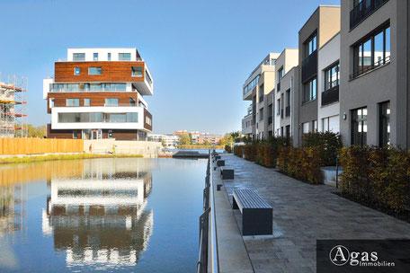 Neubauprojekt Berlin Agas Immobilien 52 Grad Nord Grünau