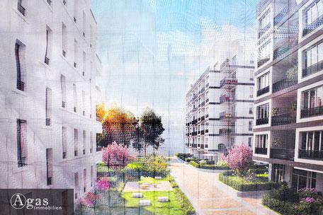 Neubauprojekt  Agas Immobilien Momente Berlin Wilmersdorf