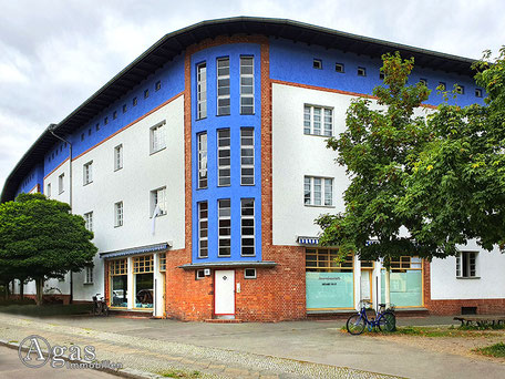 Seniorenfreizeitstätte - Bruno Taut  Fritz-Reuter-Allee 50, 12359 Berlin