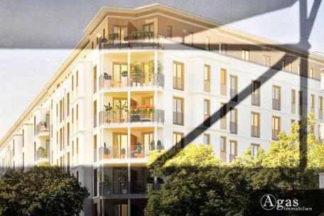 Park Suites Wilmersdorf Neubauprojekt Berlin Agas Immobilien