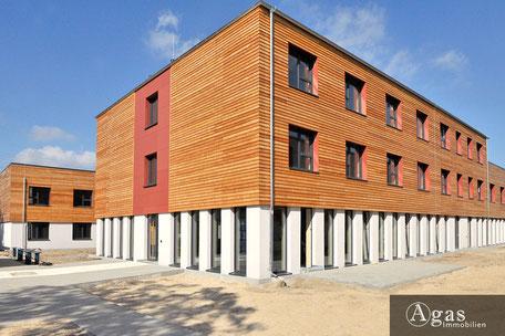 Neubauprojekt Potsdam Agas Immobilien BaseCamp Golm Studentenapartments