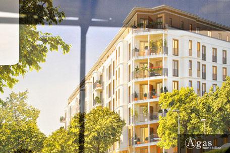 Park Carré Wilmersdorf Neubauprojekt Berlin Agas Immobilien