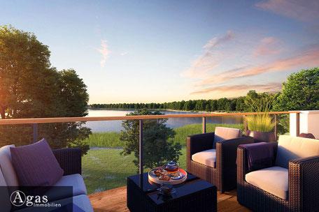 Am Pätzer See - Eigentumswohnung - Agas Immobilien