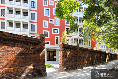 Neubauprojekt Berlin Agas Immobilien Mittenmang Lehrter Straße