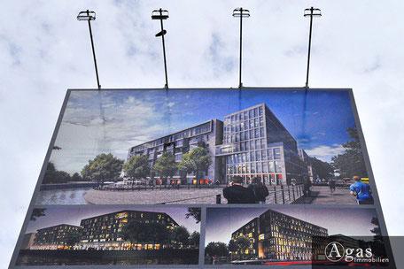 Neubauprojekt Berlin Agas Immobilien Humboldthafen Hauptbahnhof