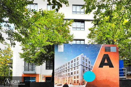 Neubauprojekt Berlin Agas Immobilien A SPACE, Arkonahöfe