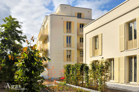 Duseke Gärten Neubau Berlin-Pankow