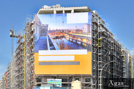 Neubauprojekt Berlin Agas Immobilien Heine Höfe Mitte