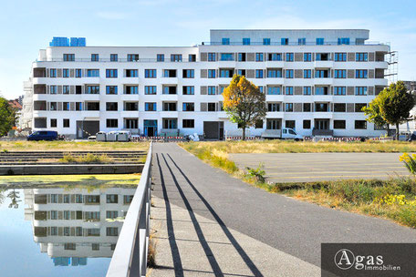 Neubauprojekt Berlin Agas Immobilien Haake Höfe Spandau Wasserstadt
