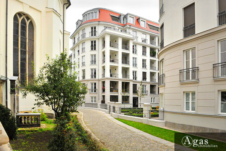 Neubauprojekt Berlin Agas Immobilien Klostergärten Mitte Klosterstraße
