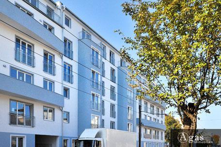 Grünauer Grün Neubauprojekt Berlin Agas Immobilien