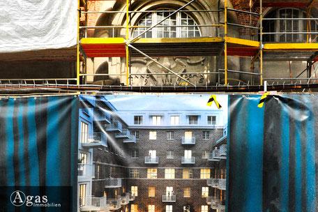 Neubauprojekt GEISBERG Berlin Schöneberg Agas Immobilien