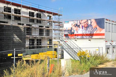 Zum großen Herzberg Neubauprojekt Potsdam-Golm Agas Immobilien