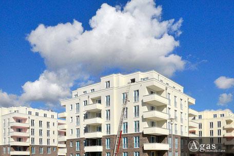 Neubauprojekt Potsdam Agas Immobilien - Brunnen Viertel, Brunnenallee 11-13