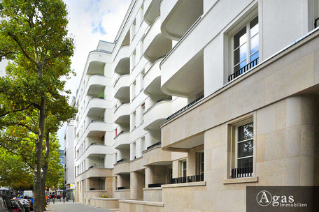 Neubauprojekt Berlin Agas Immobilien Kurfürsten-Logen Wilmersdorf