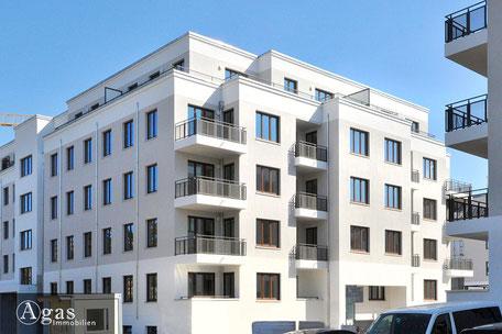 Neubauprojekt Berlin Agas Immobilien Pepitahöfe Spandau Wasserstadt