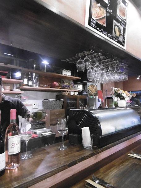 南越谷のワイン・バー ナナ・ヴァン