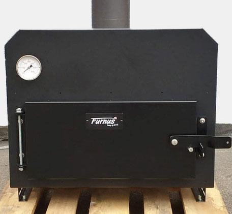 Furnus Holzbackofen Bausatz R10