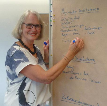 Inhouse-Seminare, Renate Nischak