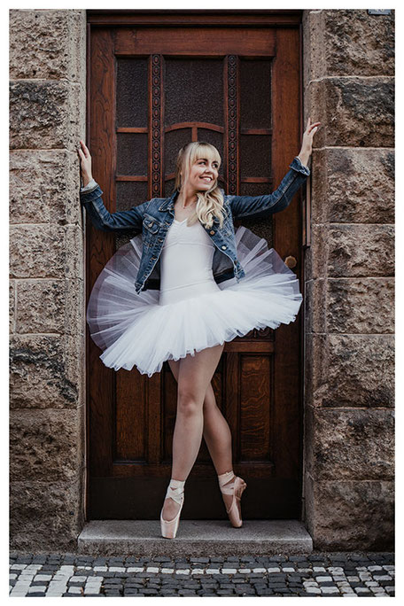 Lena Manteuffel Ballettfotograf Ballett Fotoshooting Recklinghausen