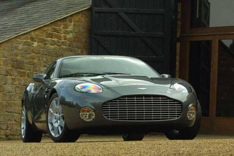 Aston Martin AR1 Zagato