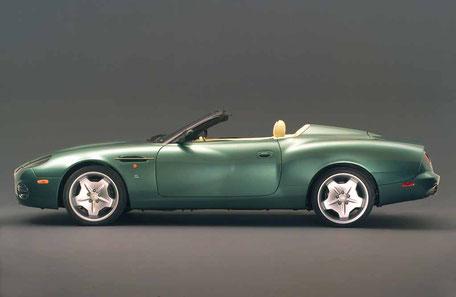 Aston Martin DB7 AR1 Zagato