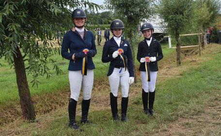 Rosalie, Liset & Robine