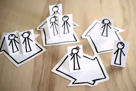 social distancing - bleibt bitte alle gesund!social distancing - bleibt bitte alle gesund! / Foto: pixabay