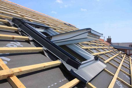 Dachfenster Montage in Augsburg