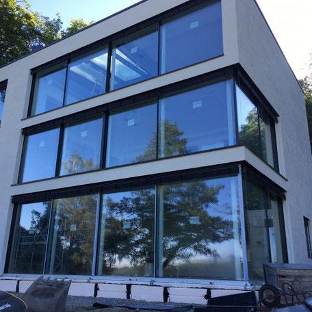 Fassadenverkleidung Firma in Augsburg Spengler