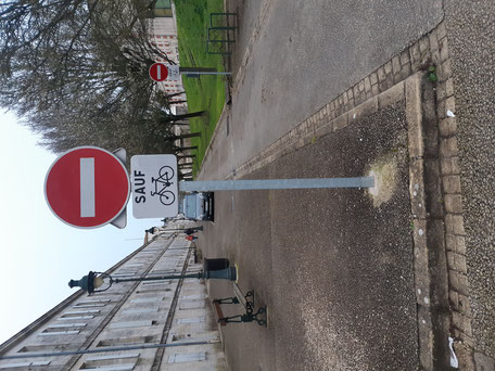 mat signalisation