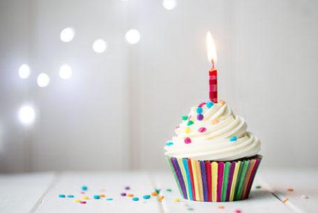 Der Deutsche Aktienindex DAX feiert seinen 30. Geburtstag.