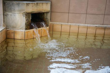 天然ラジウム温泉