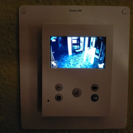 Monitor VEO-XS con enfoque cáma interior