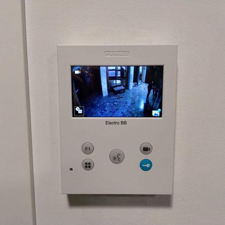 Monitor VEO-XS con luz interior