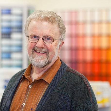 Werner Möhlmann, Geschäftsführer, Maler- und Lackiermeister