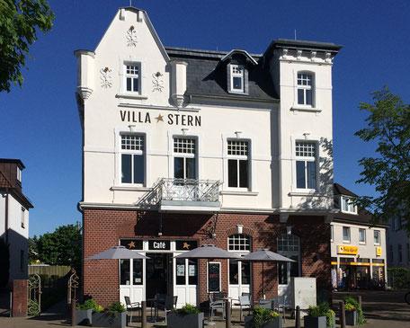 Villa Stern in Oldenburg mit Maler Innenarbeiten.