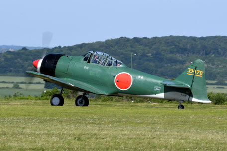 T-6 - Zéro