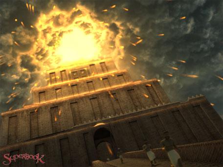第2話「バベルの塔とペンテコステ ~言葉が通じない?!~」の画像
