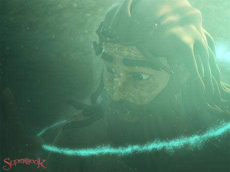 第4話「ナアマンと少女 ~ヨルダン川の奇跡~」 の画像
