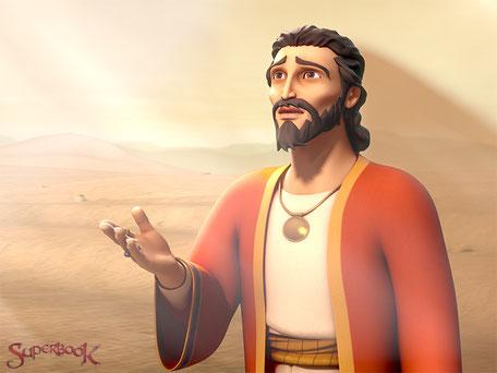第10話「ソロモン王 ~神が与えた知恵~」の画像