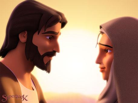 第3話「イサクの結婚 ~めぐり会えた2人~」 の画像
