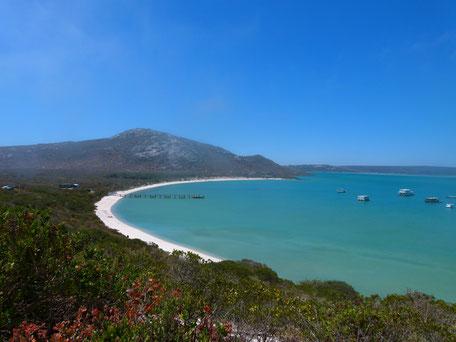 Langebaan Lagoon, Westküste, Südafrika, Westerncape