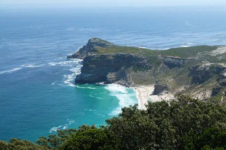 Cape Point, Kap der Guten Hoffnung, Südafrika