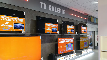 TV-Größenberater in TV-Galerie