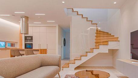 Treppe renovieren für einen schönen Gesamtlook